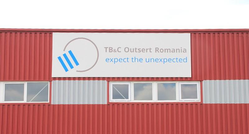 TB&C Outsert Romania - proiect kov